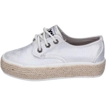 Skor Flickor Sneakers Xti BM817 Silver