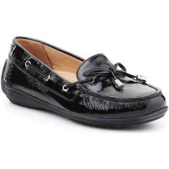 Skor Dam Loafers Geox D Jamilah 2Fit B D54M6B-00067-C9999 black