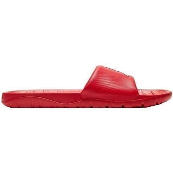 Skor Herr Flip-flops Nike Jordan Break Slide Röda