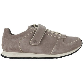 Skor Dam Sneakers Lacoste Agadel Srw LT Beige