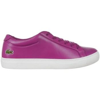 Skor Dam Sneakers Lacoste 733CAW1000R56 Lila