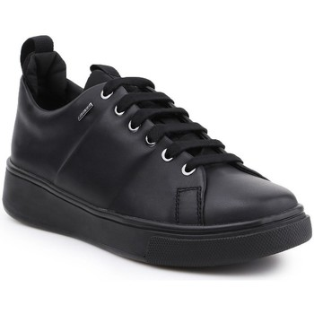 Skor Dam Sneakers Geox D Mayrah B Abx C Svarta