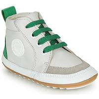 Skor Barn Boots Robeez MIGO Beige / Grön