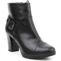 Skor Dam Boots Geox D Raphal Mid A D643WA-00043-C9999 black
