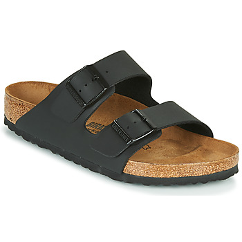 Skor Tofflor Birkenstock ARIZONA LARGE FIT Svart