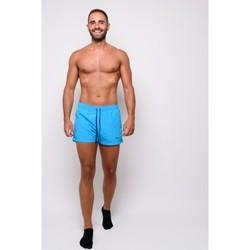 textil Herr Badbyxor och badkläder Champion Beachshorts för män (214442-bs017) Blå