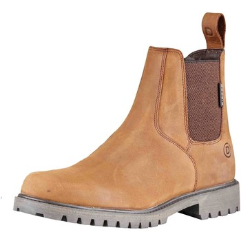 Skor Herr Boots Dublin  Brun