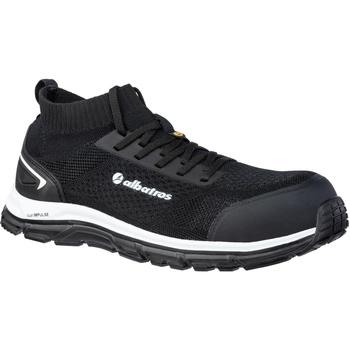 Skor Herr Sneakers Albatros  Svart