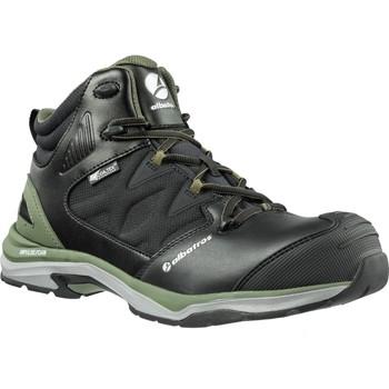Skor Herr safety shoes Albatros  Svart/Löv