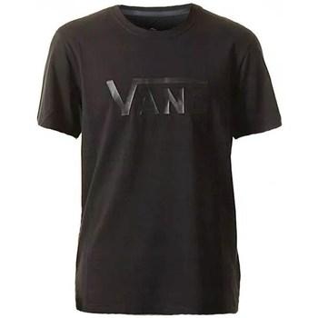 textil Herr T-shirts Vans AP M Flying VS Svarta