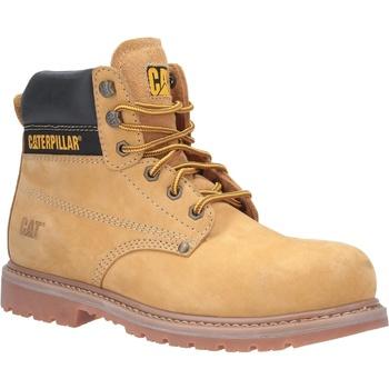 Skor Herr safety shoes Caterpillar  Honung