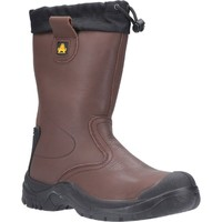Skor Herr safety shoes Amblers Safety  Brun