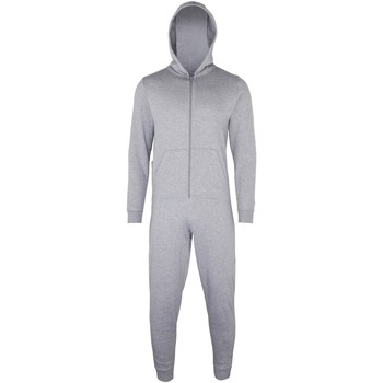 textil Barn Pyjamas/nattlinne Colortone CC01J Grått