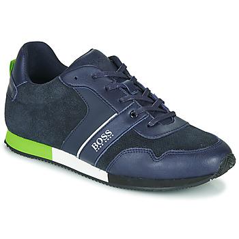 Skor Pojkar Sneakers BOSS J29225 Blå