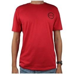 textil Herr T-shirts Nike Dry Elite Bball Tee Röda