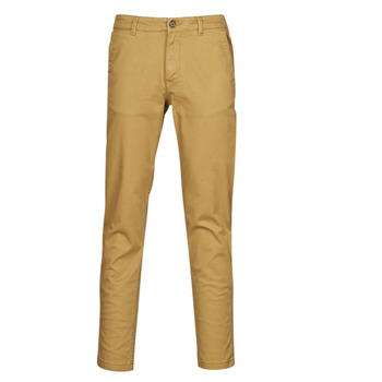 textil Herr Chinos / Carrot jeans Selected SLHNEW PARIS Kamel