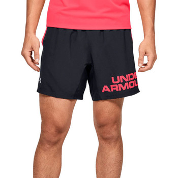 textil Herr Shorts / Bermudas Under Armour Speed Stride Graphic 7 Shorts 1350169-001