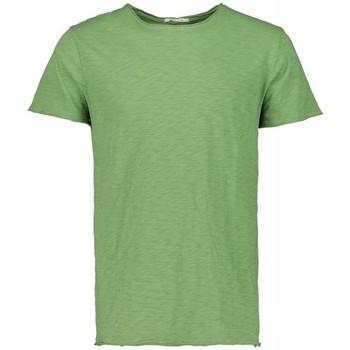 textil Herr T-shirts Scout M/m T-shirt (10184-green-avocado) Grön