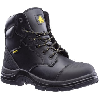 Skor Boots Amblers  Svart