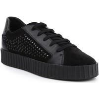 Skor Dam Sneakers Geox D Hidence B D6434B-02285-C9999 black