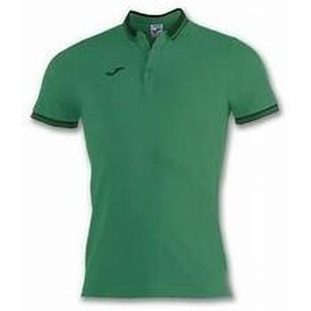 textil Herr Kortärmade pikétröjor Joma Polo  Bali Ii Green M/c (100748-450) Grön