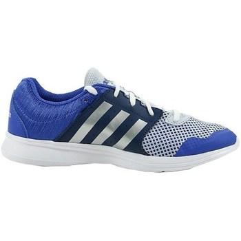 Skor Dam Sneakers adidas Originals Essential Fun II W Vit,Blå,Grenade