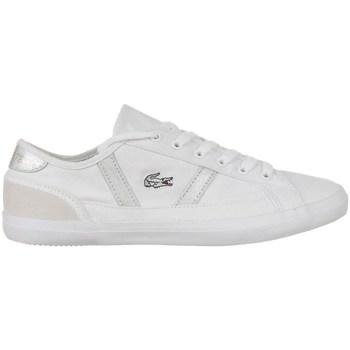 Skor Dam Sneakers Lacoste Sideline 216 1 Cfa Vit