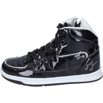 Skor Flickor Höga sneakers Sweet Years BM970 Svart