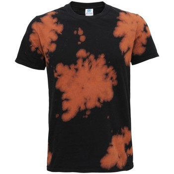 textil T-shirts Colortone TD09M Svart