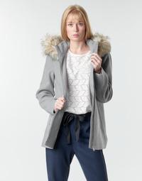 textil Dam Kappor Vero Moda VMCOLLARYORK Grå