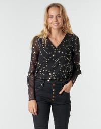 textil Dam Blusar Vero Moda VMFEANA Svart