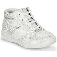 Skor Flickor Höga sneakers GBB ACINTA Vit / Silver