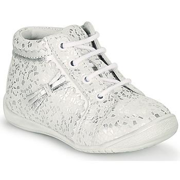 Skor Flickor Höga sneakers GBB ACINTA Vit