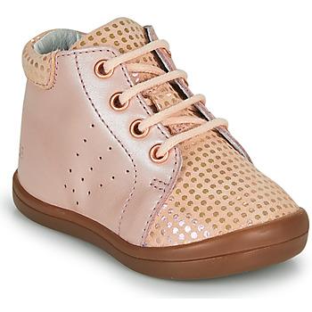 Skor Flickor Höga sneakers GBB NAHIA Rosa