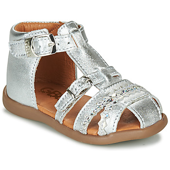 Skor Flickor Sandaler GBB ALIDA Silver