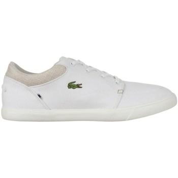 Skor Herr Sneakers Lacoste Bayliss 218 2 Cam Vit