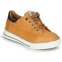 Skor Pojkar Sneakers GBB ETIO Cognac