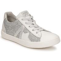 Skor Flickor Sneakers GBB DANNI Vit / Silver