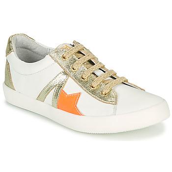 Skor Flickor Sneakers GBB DANNI Vit