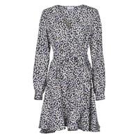 textil Dam Korta klänningar Betty London NAZUR Marin / Vit