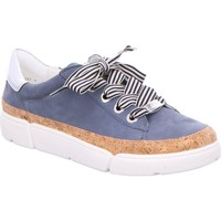 Skor Dam Sneakers Ara Rom Highsoft Flats Blå