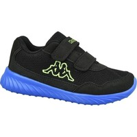Skor Barn Sneakers Kappa Cracker II BC K Svarta,Blå