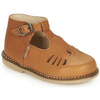Skor Flickor Höga sneakers Little Mary SURPRISE Brun