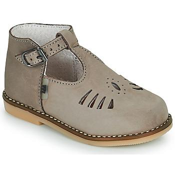 Skor Flickor Höga sneakers Little Mary SURPRISE Grå