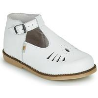 Skor Flickor Höga sneakers Little Mary SURPRISE Vit