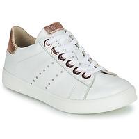 Skor Flickor Sneakers Little Mary LAURENE Vit