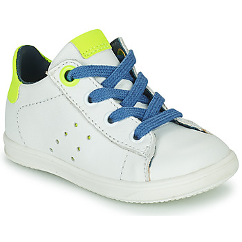 Skor Pojkar Sneakers Little Mary DUSTIN Vit