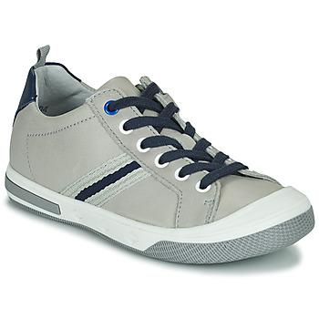 Skor Pojkar Sneakers Little Mary LOGAN Grå