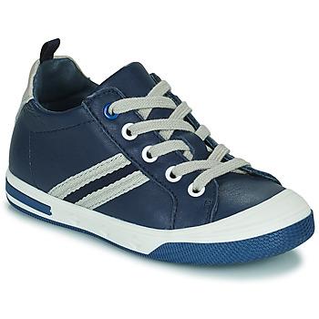 Skor Pojkar Sneakers Little Mary LOGAN Blå