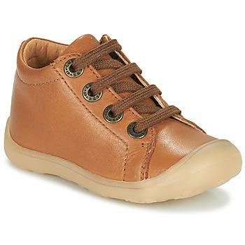 Skor Barn Höga sneakers Little Mary GOOD Brun